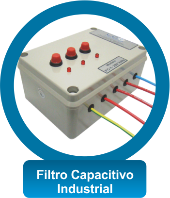 Filtro Capacitivo Industrial